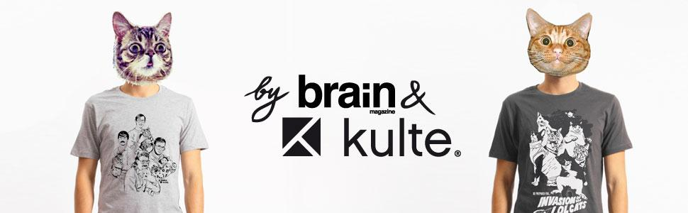 Brain Magazine x Kulte