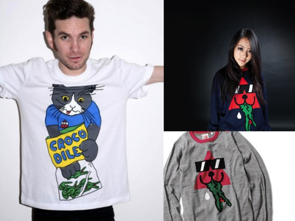 Lacoste L!ve x Cool Cats