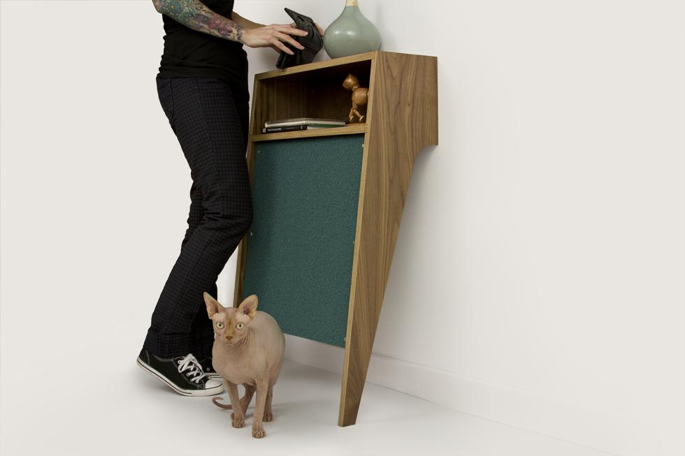 Modernist Cat