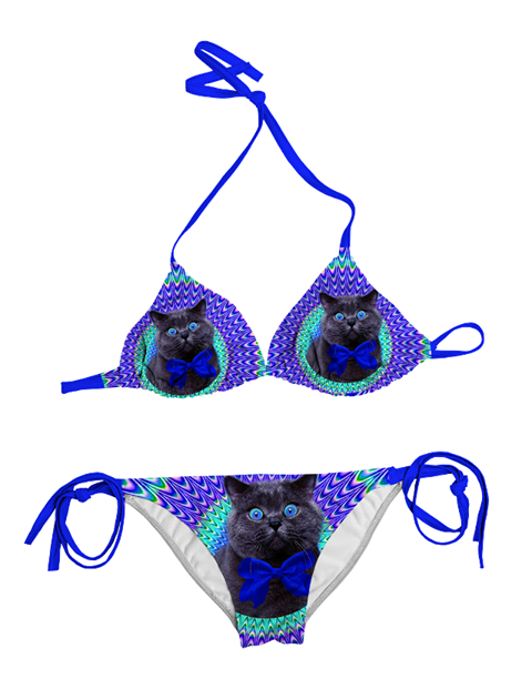 Maillot chat Mr. Gugu & Miss Go